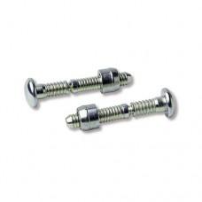 Болт зажимной AVDEL Avdelok 2621 полукруг, сталь, цинк