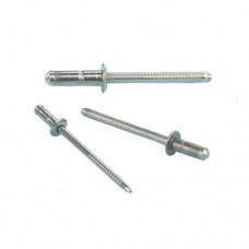 Заклепка вытяжная AVDEL Avibulb BN01 полукруг, сталь нержавеющая