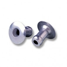 Заклепка вытяжная AVDEL Briv 1821 полукруг, пустотелая, сталь, цинк