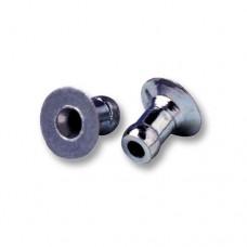 Заклепка вытяжная AVDEL Briv 1822 потай, пустотелая, сталь, цинк