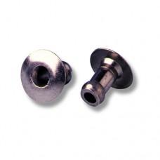 Заклепка вытяжная AVDEL Briv 1841 полукруг, пустотелая, сталь нержавеющая