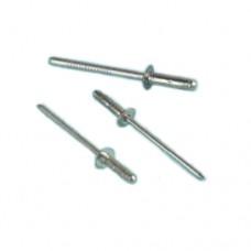 Заклепка вытяжная AVDEL Stavex BS11 полукруг, сталь нержавеющая