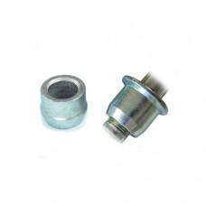 Хомут AVDEL для Infalok 2851, 2854 сталь, цинк