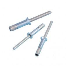 Заклепка вытяжная AVDEL Monobolt 2761 потай, сталь, цинк