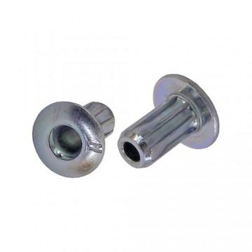 Заклепка AVDEL NeoSpeed 57101 полукруг, пустотелая, алюминий