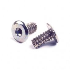 Заклепка AVDEL Rivscrew 1742 полукруг, пустотелая, сталь, цинк