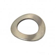 Шайба DIN 137 пружинная тарельчатая волнистая