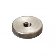 Гайка DIN 467 рифленая круглая