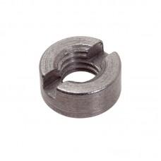 Гайка DIN 546 круглая шлицевая