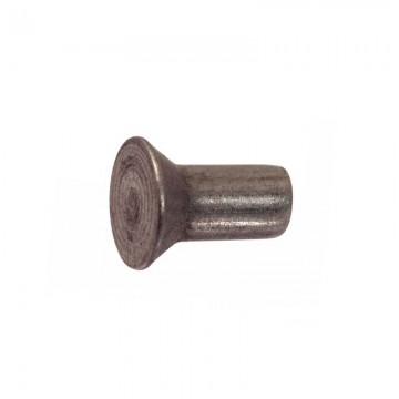 Заклепка DIN 661 с потайной головкой под молоток