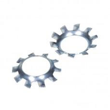 Шайба DIN 6797 V с внешними зубцами
