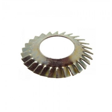 Шайба DIN 6798 V стопорная с наружными зубцами