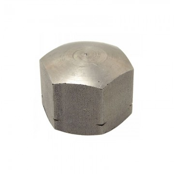Гайка DIN 917 колпачковая низкая глухая шестигранная