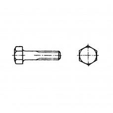 Болт ГОСТ 10602-94 с шестигранной головкой