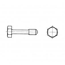 Винт ГОСТ 10338-80 с шестигранной головкой невыпадающий
