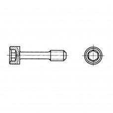 Винт ГОСТ 10342-80 с цилиндрической головкой невыпадающий