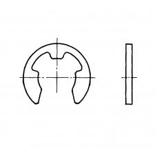Шайба ГОСТ 11648-75 упорная быстросъемная