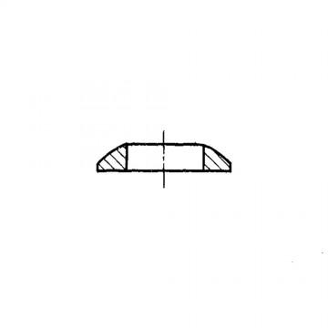 Шайба ГОСТ 13438-68 сферическая для станочных приспособлений