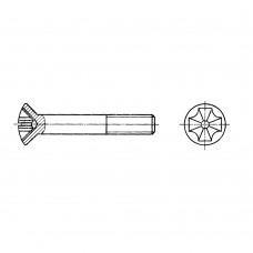 Винт ГОСТ 17474-80 с полупотайной головкой и крестообразным шлицем