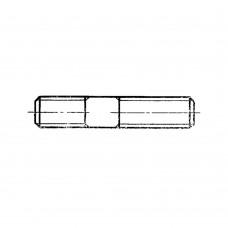 Шпилька ГОСТ 22038-76 с ввинчиваемым концом длиной 2d