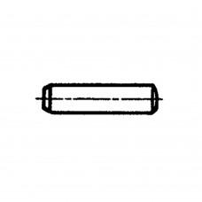 Штифт ГОСТ 3128-70 цилиндрический незакаленный