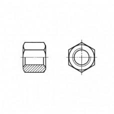 Гайка ГОСТ 15524-70 шестигранная высокая