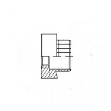 Втулка ОСТ 92-9624-82 резьбовая