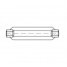 DIN 1480 Талреп 6 сталь нержавеющая А2
