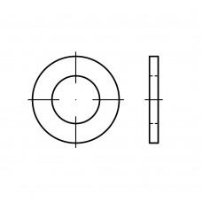 DIN 7989 Шайба 16 плоская, увеличенная, сталь нержавеющая А4