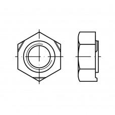 DIN 929 Гайка 5 шестигранная, приварная, сталь нержавеющая А2