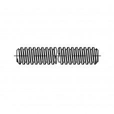 DIN 975 Шпилька М8* 1000 резьбовая, форма В, сталь нержавеющая А4