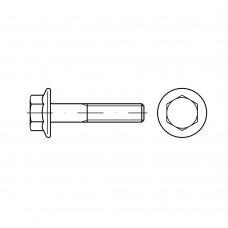 EN 1665 Болт 6* 10 шестигранная головка, сталь нержавеющая А2