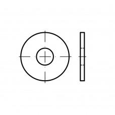 ISO 7093-1 Шайба 8 плоская, увеличенная, сталь нержавеющая А4