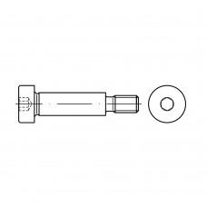 ISO 7379 Винт 10* 40 с внутренним шестигранником, сталь нержавеющая А2