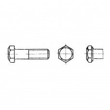 Болт М30-6gх120.88 ГОСТ 7805-70