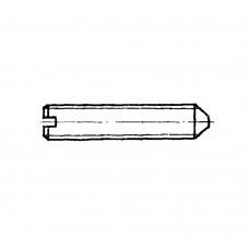 Винт М5-6gх6.32 ГОСТ 1476-93