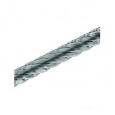 Трос мягкий свивка 7X19 WASI М8036 Wire Rope
